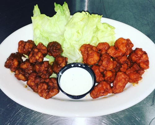 Buffalo Shrimp Sampler